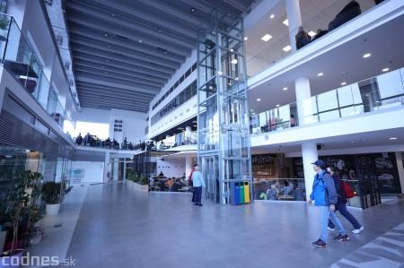 """Foto: Interiér a exteriér """"Titanik"""" PROCentrum - Prievidza - Obchodné centrum 71"""