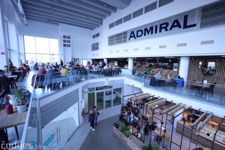 """Foto: Interiér a exteriér """"Titanik"""" PROCentrum - Prievidza - Obchodné centrum 76"""