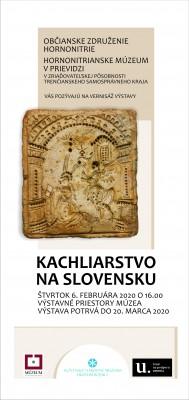 Kachliarstvo na Slovensku