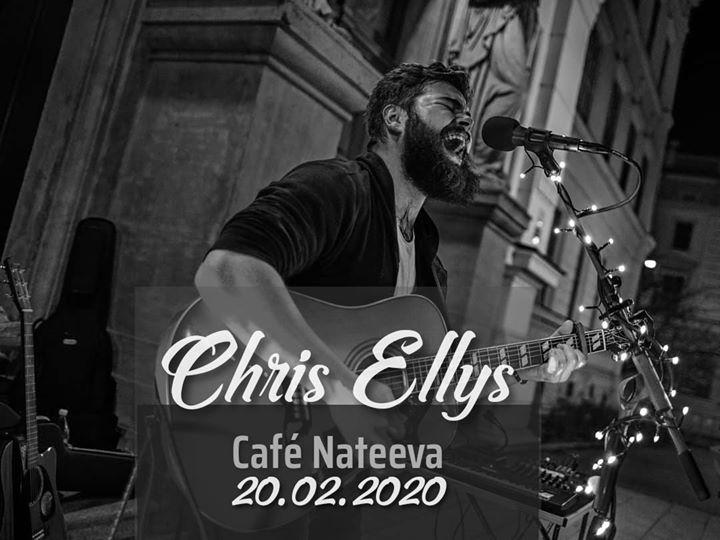Chris Ellys v Café Nateeva / 20.2.2020