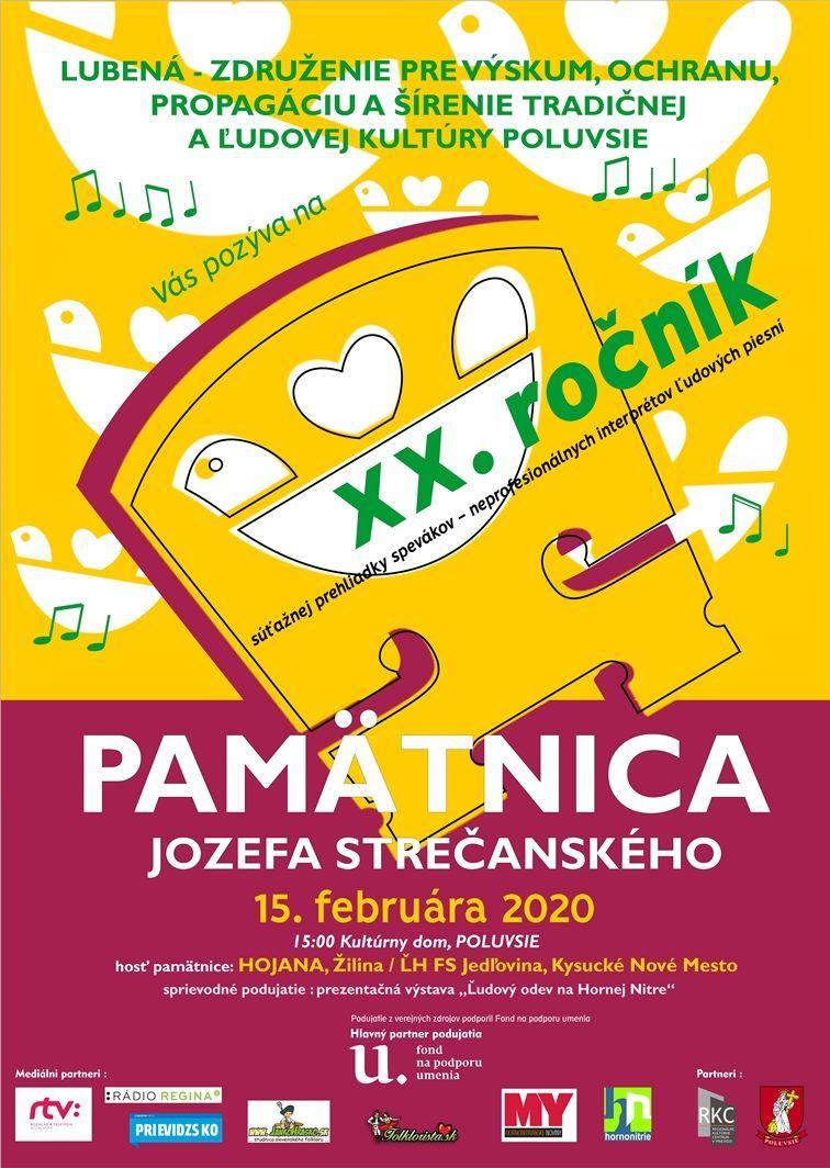 Pamätnica Jozefa Strečanského 2020