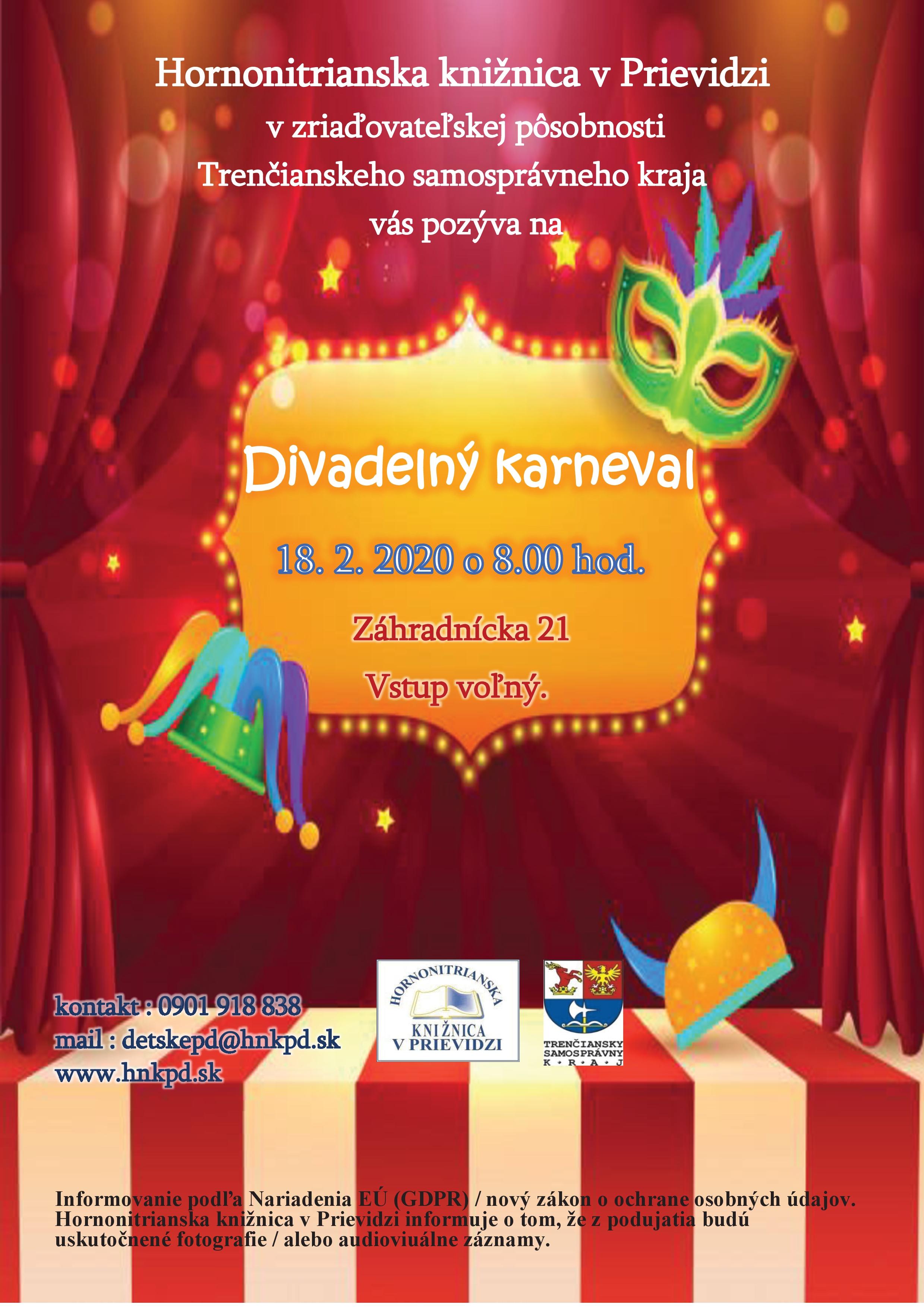 Divadelný karneval