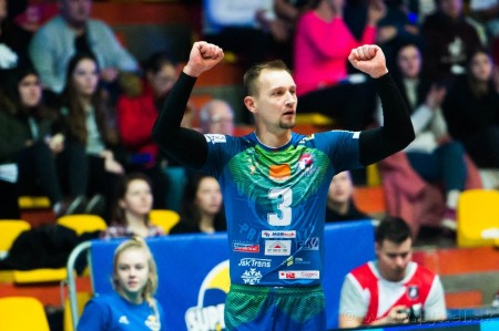 Foto: Volejbal SuperFinále 2020 - VK OSMOS Prievidza získala Slovenský pohár 12