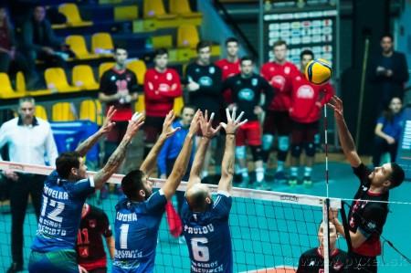 Foto: Volejbal SuperFinále 2020 - VK OSMOS Prievidza získala Slovenský pohár 26