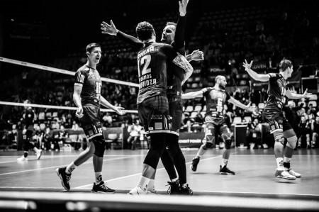 Foto: Volejbal SuperFinále 2020 - VK OSMOS Prievidza získala Slovenský pohár 29