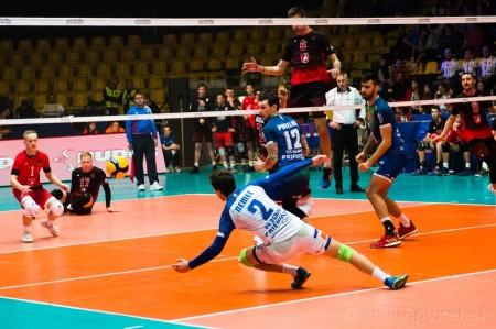Foto: Volejbal SuperFinále 2020 - VK OSMOS Prievidza získala Slovenský pohár 36