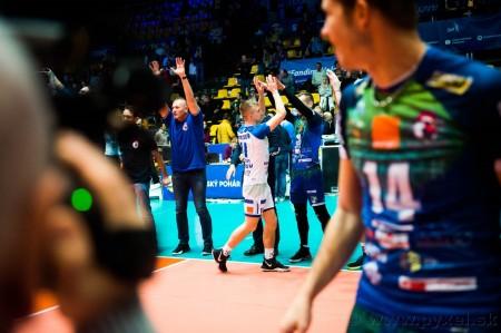 Foto: Volejbal SuperFinále 2020 - VK OSMOS Prievidza získala Slovenský pohár 39
