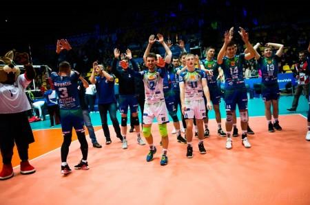 Foto: Volejbal SuperFinále 2020 - VK OSMOS Prievidza získala Slovenský pohár 43
