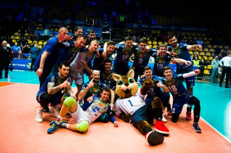Foto: Volejbal SuperFinále 2020 - VK OSMOS Prievidza získala Slovenský pohár 44