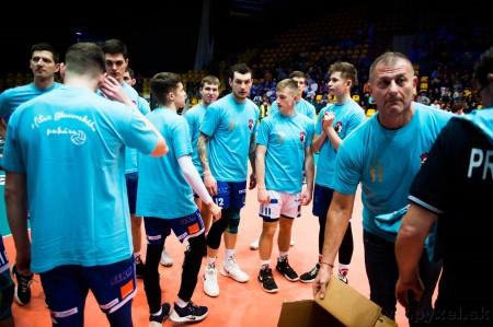 Foto: Volejbal SuperFinále 2020 - VK OSMOS Prievidza získala Slovenský pohár 49
