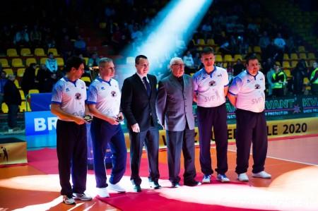 Foto: Volejbal SuperFinále 2020 - VK OSMOS Prievidza získala Slovenský pohár 51
