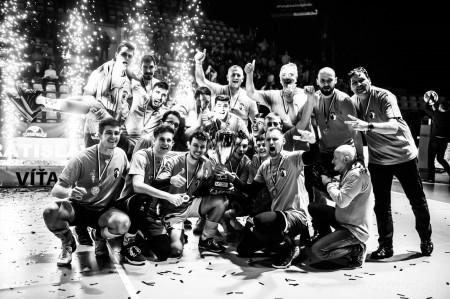 Foto: Volejbal SuperFinále 2020 - VK OSMOS Prievidza získala Slovenský pohár 64