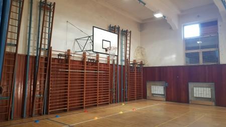 Mesto zrekonštruovalo ďalšiu školskú telocvičňu - V Základnej škole na Ul. S. Chalupku v Prievidzi 0