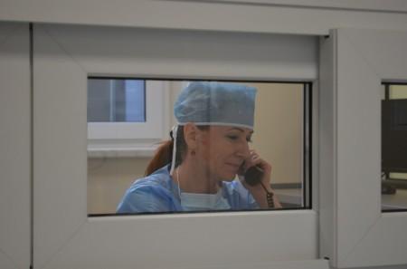 Foto a video : Prvá operácia na Valentína v nových sálach v bojnickej nemocnici 0