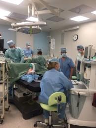 Foto a video : Prvá operácia na Valentína v nových sálach v bojnickej nemocnici 10