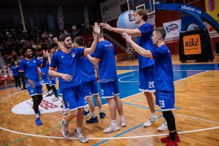 Foto: Final Four Budiš Slovenský pohár 2019/2020 - finále: BC Prievidza - BKM Lučenec 75:63 1