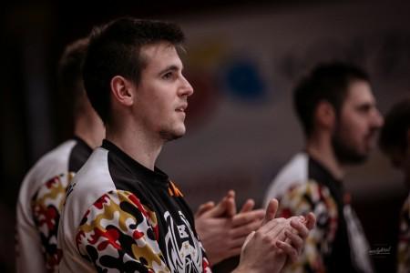 Foto: Final Four Budiš Slovenský pohár 2019/2020 - finále: BC Prievidza - BKM Lučenec 75:63 15