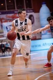 Foto: Final Four Budiš Slovenský pohár 2019/2020 - finále: BC Prievidza - BKM Lučenec 75:63 19