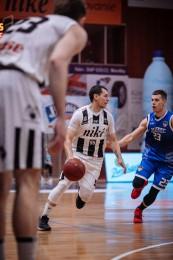 Foto: Final Four Budiš Slovenský pohár 2019/2020 - finále: BC Prievidza - BKM Lučenec 75:63 20