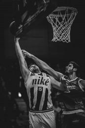 Foto: Final Four Budiš Slovenský pohár 2019/2020 - finále: BC Prievidza - BKM Lučenec 75:63 24
