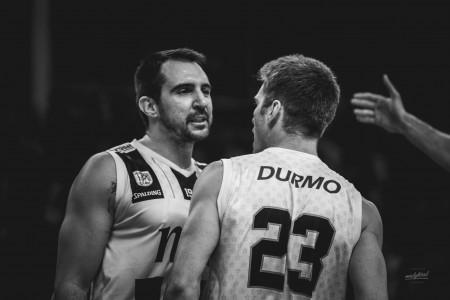 Foto: Final Four Budiš Slovenský pohár 2019/2020 - finále: BC Prievidza - BKM Lučenec 75:63 27