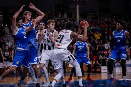 Foto: Final Four Budiš Slovenský pohár 2019/2020 - finále: BC Prievidza - BKM Lučenec 75:63 29