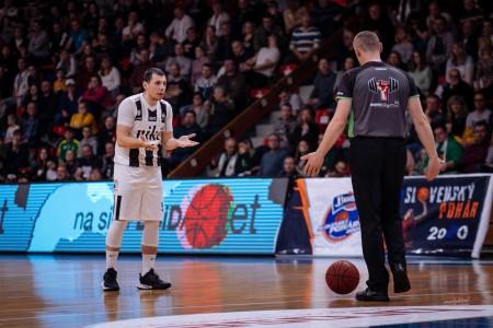 Foto: Final Four Budiš Slovenský pohár 2019/2020 - finále: BC Prievidza - BKM Lučenec 75:63 60