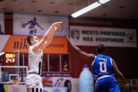 Foto: Final Four Budiš Slovenský pohár 2019/2020 - finále: BC Prievidza - BKM Lučenec 75:63 62