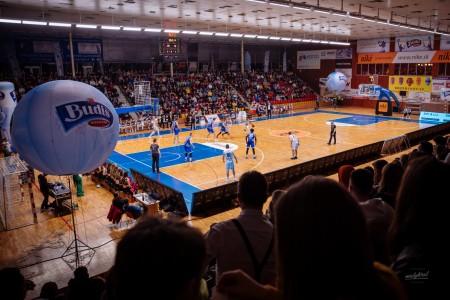 Foto: Final Four Budiš Slovenský pohár 2019/2020 - finále: BC Prievidza - BKM Lučenec 75:63 67