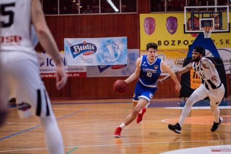 Foto: Final Four Budiš Slovenský pohár 2019/2020 - finále: BC Prievidza - BKM Lučenec 75:63 69