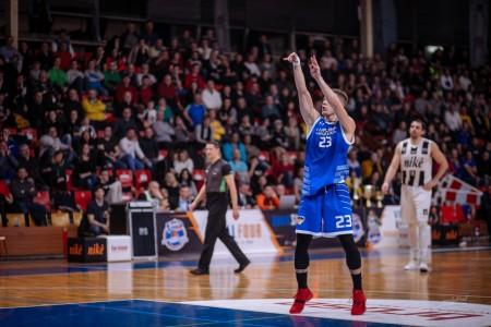 Foto: Final Four Budiš Slovenský pohár 2019/2020 - finále: BC Prievidza - BKM Lučenec 75:63 75