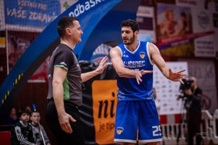 Foto: Final Four Budiš Slovenský pohár 2019/2020 - finále: BC Prievidza - BKM Lučenec 75:63 76