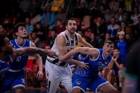 Foto: Final Four Budiš Slovenský pohár 2019/2020 - finále: BC Prievidza - BKM Lučenec 75:63 83
