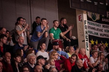 Foto: Final Four Budiš Slovenský pohár 2019/2020 - finále: BC Prievidza - BKM Lučenec 75:63 85