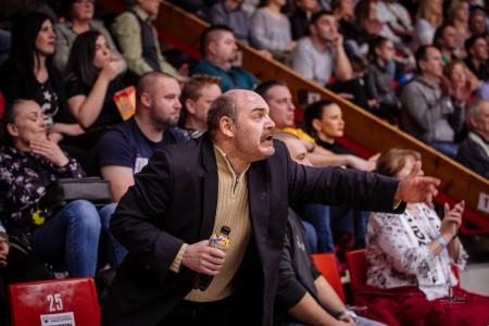 Foto: Final Four Budiš Slovenský pohár 2019/2020 - finále: BC Prievidza - BKM Lučenec 75:63 86