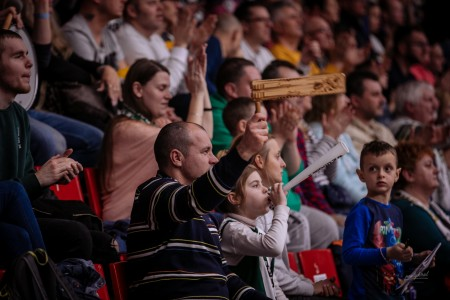 Foto: Final Four Budiš Slovenský pohár 2019/2020 - finále: BC Prievidza - BKM Lučenec 75:63 88