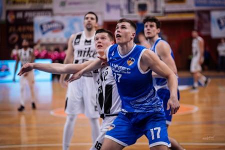 Foto: Final Four Budiš Slovenský pohár 2019/2020 - finále: BC Prievidza - BKM Lučenec 75:63 108