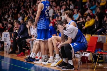 Foto: Final Four Budiš Slovenský pohár 2019/2020 - finále: BC Prievidza - BKM Lučenec 75:63 110
