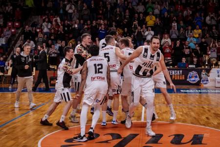 Foto: Final Four Budiš Slovenský pohár 2019/2020 - finále: BC Prievidza - BKM Lučenec 75:63 119