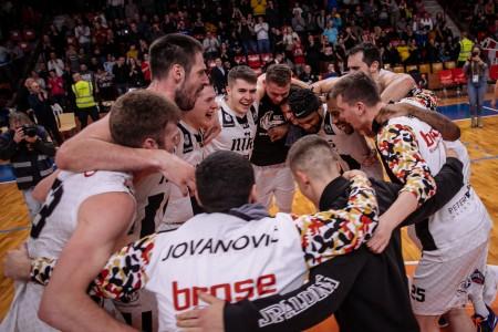 Foto: Final Four Budiš Slovenský pohár 2019/2020 - finále: BC Prievidza - BKM Lučenec 75:63 122