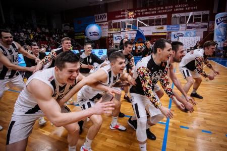 Foto: Final Four Budiš Slovenský pohár 2019/2020 - finále: BC Prievidza - BKM Lučenec 75:63 135