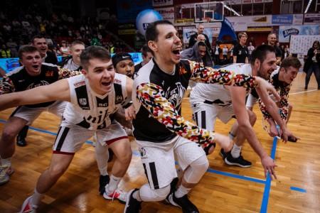 Foto: Final Four Budiš Slovenský pohár 2019/2020 - finále: BC Prievidza - BKM Lučenec 75:63 136