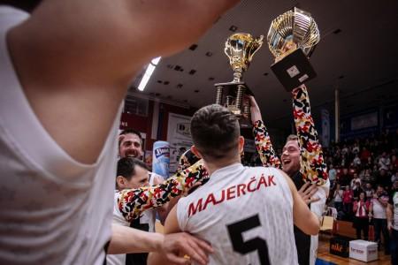 Foto: Final Four Budiš Slovenský pohár 2019/2020 - finále: BC Prievidza - BKM Lučenec 75:63 138