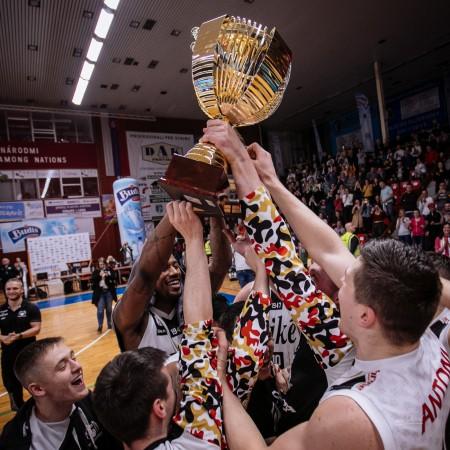 Foto: Final Four Budiš Slovenský pohár 2019/2020 - finále: BC Prievidza - BKM Lučenec 75:63 139