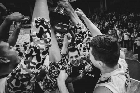 Foto: Final Four Budiš Slovenský pohár 2019/2020 - finále: BC Prievidza - BKM Lučenec 75:63 140