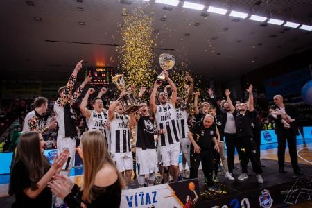 Foto: Final Four Budiš Slovenský pohár 2019/2020 - finále: BC Prievidza - BKM Lučenec 75:63 142