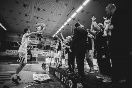 Foto: Final Four Budiš Slovenský pohár 2019/2020 - finále: BC Prievidza - BKM Lučenec 75:63 147