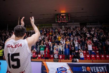 Foto: Final Four Budiš Slovenský pohár 2019/2020 - finále: BC Prievidza - BKM Lučenec 75:63 150