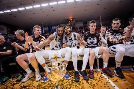 Foto: Final Four Budiš Slovenský pohár 2019/2020 - finále: BC Prievidza - BKM Lučenec 75:63 155