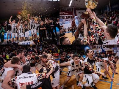 Foto: Final Four Budiš Slovenský pohár 2019/2020 - finále: BC Prievidza - BKM Lučenec 75:63